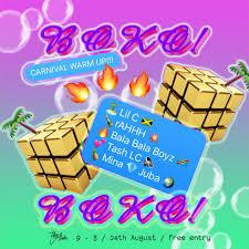 ra boko boko carnival warm up with lil c rahhh u0026 bala bala