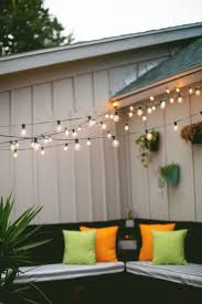 Lighting For Patios 9 Best Patio Light Ideas Images On Pinterest Backyard Patio