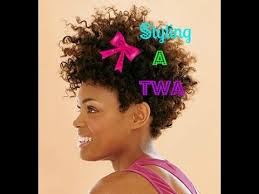 twa pixie on long hair twa styling 70 ideas natural hair youtube