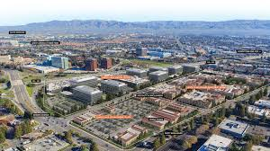 Great America Map San Jose by Santa Clara Square New Construction Silicon Valley Development