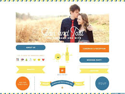 wedding invitation websites wedding invite websites free wedding websites couples e