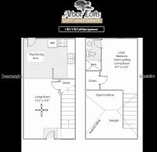 Loft Apartment Floor Plan Arbor Lofts 1br Gainesville Apartments Near The Law
