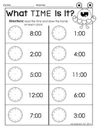 9 best time images on pinterest teaching ideas clock games for