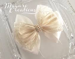 flower girl hair accessories flower girl hair bow etsy