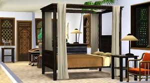 Bedroom Water Feature Mod The Sims The Gardens Of Marrakesh