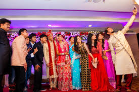 muslim wedding party muslim wedding ultimate selfie during reception scarlet weddings