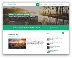 free wordpress templates business u2013 template design