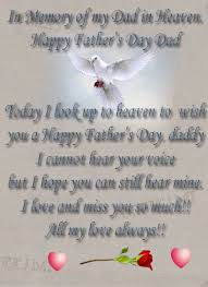 best 25 fathers day in heaven ideas on missing in