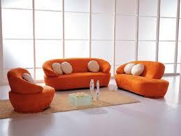 orange leather sectional sofa living room comfortable style leather sectional sofa and orange