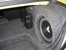 how to make a fiberglass subwoofer box 19 steps with pictures development thread custom fiberglass sub box for rx8 page 3