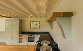 bespoke kitchens cornwall painted kitchen shaker style