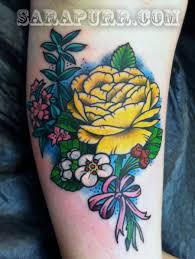 girly sara purr tattoo