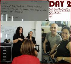 school of makeup artistry vergie blogs week 1 at maquillage professionnel school of makeup