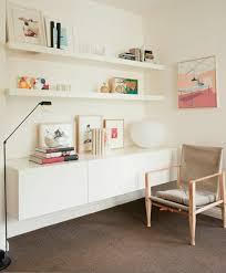 étagère à poser sur bureau le décorative étagère pour le mur coin de travail bureau