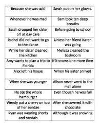best 25 complex sentences ideas on pinterest simple sentences