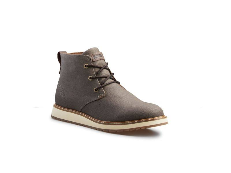 Kodiak Chase Casual Boots Brown Waxed Canvas 13 419219DW-13