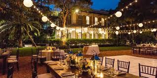 key west wedding venues ernest hemingway house and museum weddings
