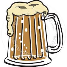 beer cartoon cartoon beer mug vector illustration by clip art guy toon