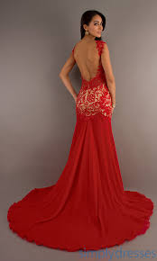 red prom dresses with open back elite wedding looks