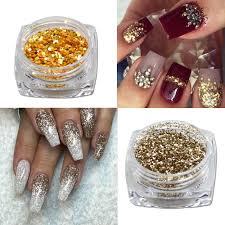 gel nails glitter tips promotion shop for promotional gel nails