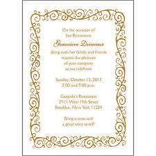 retirement party invitations 25 personalized retirement party invitations rpit 04 decorative