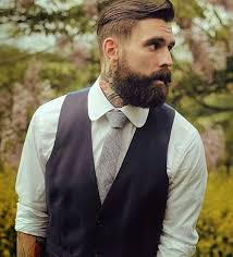 haircuts with beards stylish men s hairstyle with beard 2016 hairzstyle com