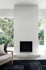 Minimalist Fireplace | decor trend minimalist fireplace minimalist fireplace
