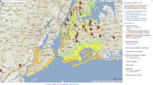 Atlantic City Map The Only Hurricane Sandy Map You Need Business Insider