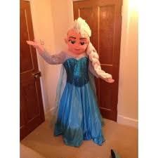 frozen costume elsa frozen costume hire hire elsa frozen mascot elsa frozen hire