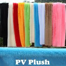 aliexpress buy plush fabric minky fabric soft velvet plush