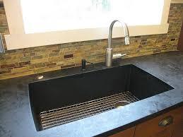 Best Kitchen Countertop  Backsplash Ideas Images On Pinterest - Countertop with backsplash