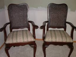 Reupholster Chair Reupholstered Dining Room Chairs Caruba Info