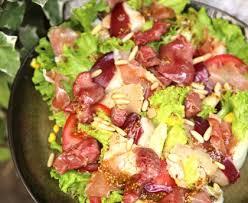 le marmiton recette cuisine salade landaise la vraie recette de salade landaise la vraie
