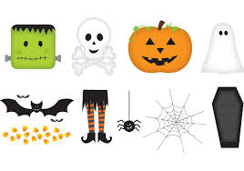 halloween vector wallpapers 54 hand skeleton shows the number of