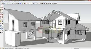 Home Design Using Sketchup 3d Modeling With Sketchup Make Trimble Sketchup Ketchup