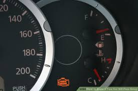 will a car pass inspection with check engine light on how to know if your car will pass smog 8 steps with pictures