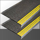 anti slip stair treads u0026 non slip nosing products amstep