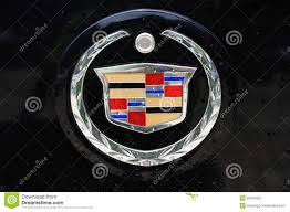 logo cadillac cadillac logo editorial photography image of modern 20441822