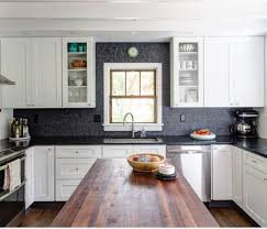 polycor on twitter loving the combo of wtrwrks graphite penny tile backsplash and virginia soapstone kitchen https t co aiu8yc4lhc