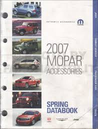 2007 jeep grand cherokee repair shop manual original 4 vol set