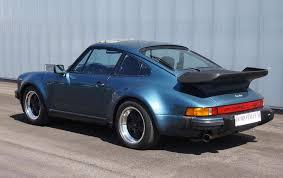 1979 porsche 911 turbo for sale 1979 930 porsche 911 turbo owned by bill gates