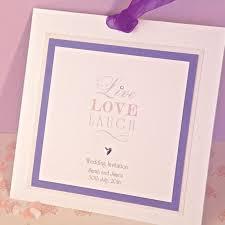 Purple Wedding Invitations Purple Wedding Invitations Lavender U0026 Cadbury Invites B U0026g