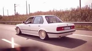 bmw e30 slammed lowsociety bmw e30 sedan short movie youtube