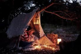 Camping In The Backyard Date Ideas At Home Diy Romantic Settings From Childhood Things