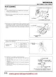 pramac parts honda gx390 workshop manual