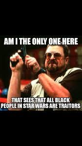 Lando Calrissian Meme - lando calrissian and master windu imgur