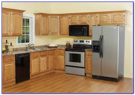 Small Kitchen Paint Ideas Small Kitchen Paint Colors With Oak Cabinets Painting Home