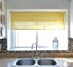 window treatment ideas for kitchen curtains kitchen window ideas sweetlyfit