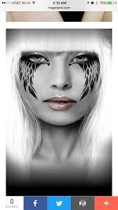 halloween makeup inspiration 271 best halloween makeup images on pinterest halloween make up