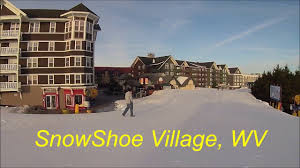 West Virginia Travel Impressions images Snowshoe mountain ski resort west virginia usa jpg